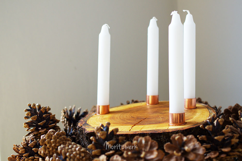 Adventskranz | Advent wreath