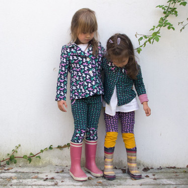 Aster Cardigan und Wild and Free Lounge Pants | Näh-Connection | Jolijou